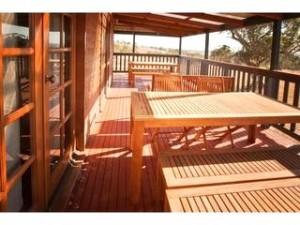 Winterkeep - verandah